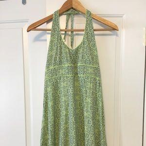 Title Nine halter dress